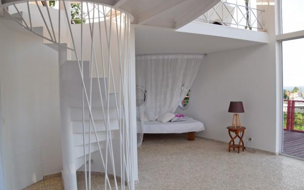 Villa A Ciel Ouvert Escalier