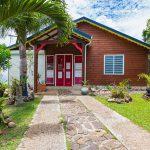 Palmier Gite2 | Villas Ti Créole | Location Deshaies