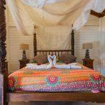 Palmier chambre 1 | Villas Ti Créole | Location Vacances Guadeloupe