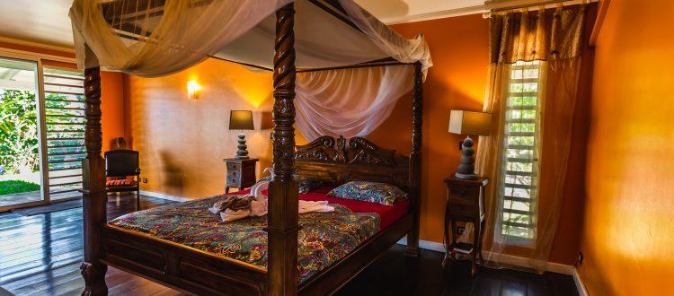 Villa le Plessis chambre