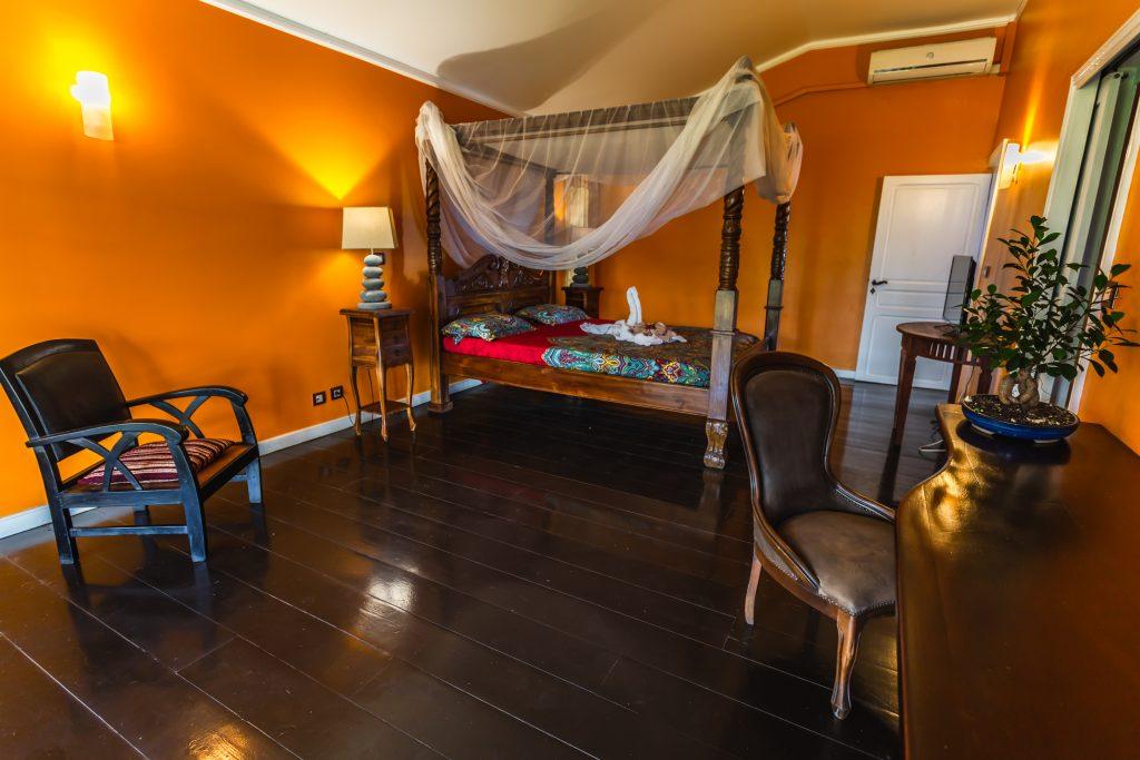 Villa Le Plessis Chambre2