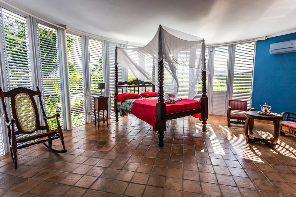 Villa Plessis Chambre