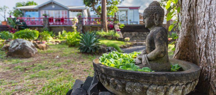 Villa Le Plessis jardin4
