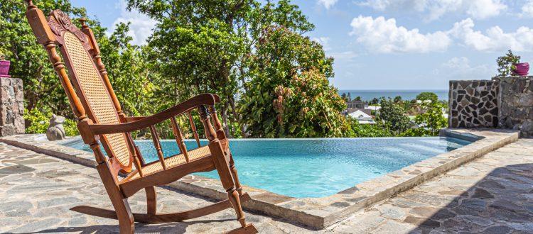 Villa A Ciel Ouvert Piscine   Villas Ti Créole   Hébergement Vacances Guadeloupe