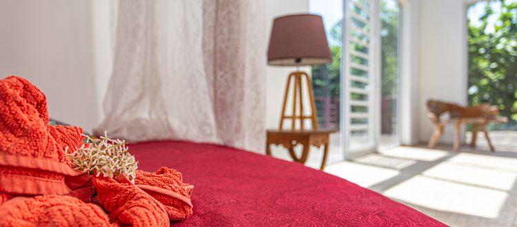 Villa A Ciel Ouvert chambre   Villas Ti Créole   Hébergement Vacances Guadeloupe