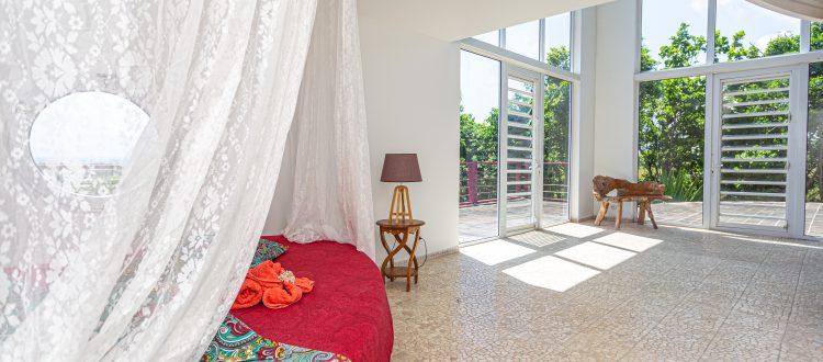 Villa A Ciel Ouvert chambre3   Villas Ti Créole   Hébergement Vacances Guadeloupe