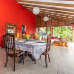 Palmier terrasse4 | Villas Ti Créole | Location Vacances Guadeloupe