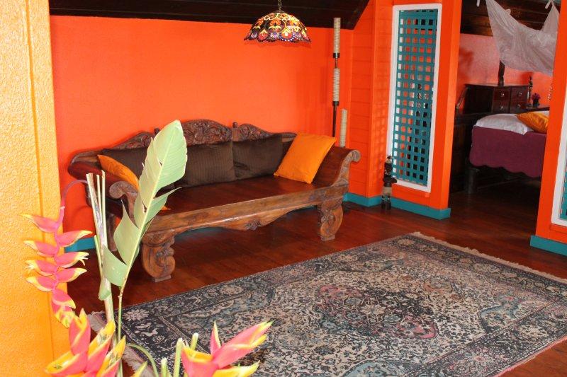 Gite papillon Deshaies Vacances en Guadeloupe