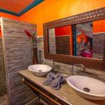 Gite Colibris salle de bains