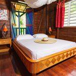 Arbre à Pain chambre 1 | Villas Ti Créole | Location vacances Deshaies